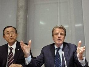 Дискуссии в Женеве: Статус новых республик обсуждаться не будет