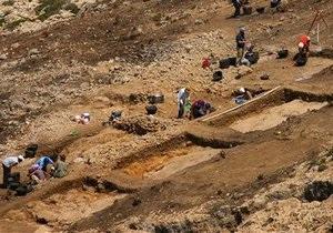 В Украине ужесточили ответственность за незаконные археологические раскопки