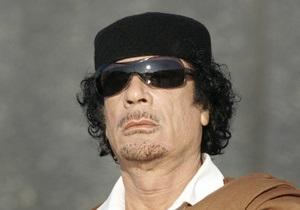 Украинская медсестра Каддафи скорбит в связи со смертью полковника