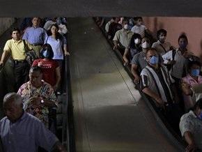 В Мексике число предполагаемых жертв свиного гриппа выросло до 152 человек