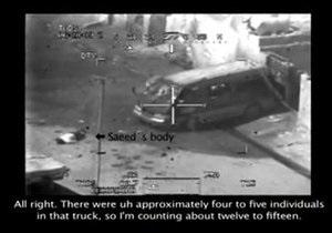 Пентагон потерял свою копию видео с расстрелом мирных иракцев