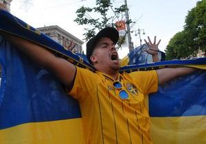 Из-за марша шведских фанов перекроют движение в центре Киева