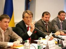 Гриценко: Ющенко дал БЮТ и ПР время до вечера создать коалицию