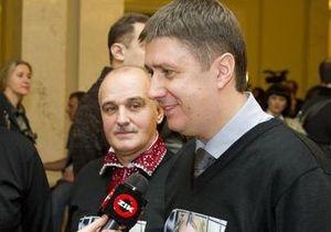 Кириленко заявил, что его партия не будет вступать в Батьківщину