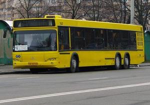 Киев уже получил 36 новых автобусов из 158 по кредиту ЕБРР