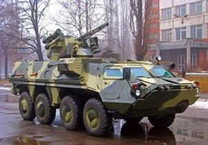 Украина заключила первый крупный контракт на поставку оружия в Ирак