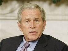 Белый дом потребовал от NBC исправить запись интервью Буша