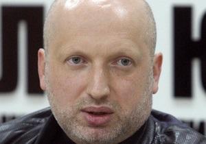 Турчинов поделился впечатлениями от встречи с Тимошенко