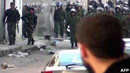 ЛАГ призвала Сирию прекратить стрельбу по демонстрантам