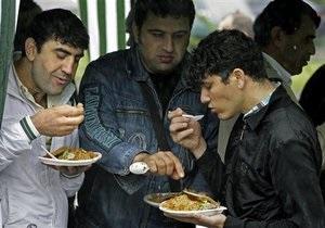 В России предложили создать кодекс поведения для кавказцев