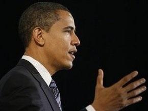 Обаму не пустили в Белый дом досрочно