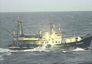 Китайские корабли покинули зону вокруг спорных островов