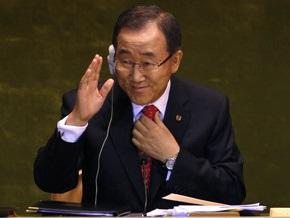 Генсек ООН предложил изменить мандат организации в Грузии и Абхазии