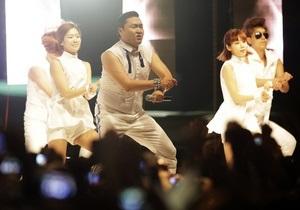 В Южной Корее появятся марки Gangnam style