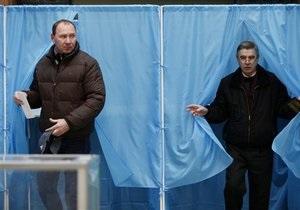На выборы в Украине приедут представители российского ЦИКа