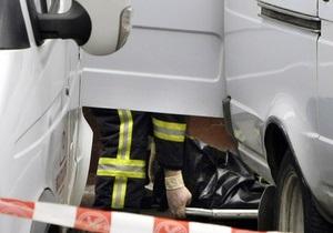 В Киевской области в ДТП с участием милиционеров погиб гражданин Беларуси