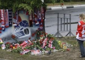Неопознанными остаются тела двух хоккеистов и командира экипажа Як-42