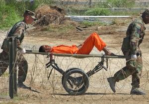 Британия выплатит компенсации бывшим узникам Гуантанамо за проведение пыток