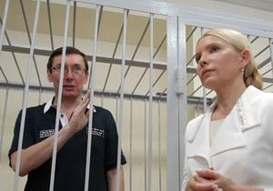 Луценко: Ющенко в очередной раз плюнул в того, кто сделал его президентом