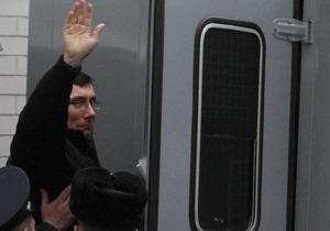 Соратники Луценко прогнозируют, что экс-министра этапируют в колонию в эти выходные