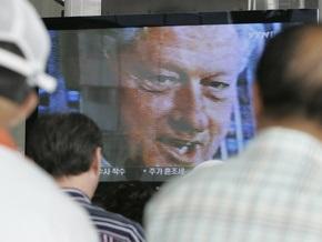 Белый дом: Клинтон не передавал Ким Чен Иру послание Обамы