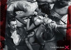 Австралийские власти запретили эротическую рекламу CK