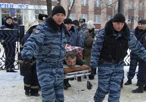Взрыв в Луганске: Партия регионов выплатит по 25 тысяч гривен семьям погибших