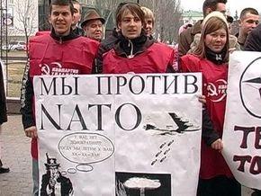 Донецкий облсовет: Натовская армада планирует оккупировать украинское небо