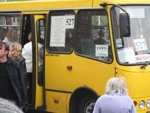 Столичного транспорта временно станет больше