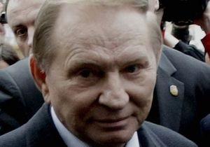Кучма: На черта я пошел в президенты