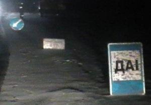 В Чернигове водитель автомобиля сбил следователя, оформлявшего ДТП