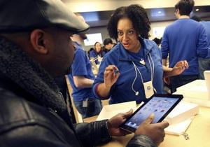 Эксперты: Через четыре года доля Apple на рынке планшетников сократится вдвое