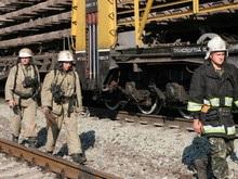 В Киеве на Дарницком вокзале нашли снаряд времен Второй мировой