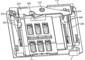 Apple получила патент на слот для сим-карты