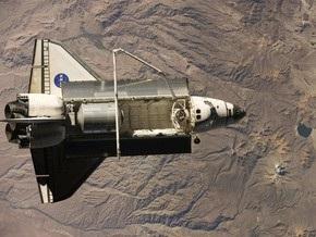 Возвращение шаттла Discovery на Землю отложили из-за плохой погоды