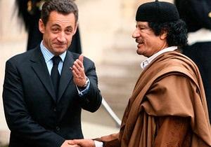 Саркози получал деньги на предвыборную кампанию от Каддафи - свидетель