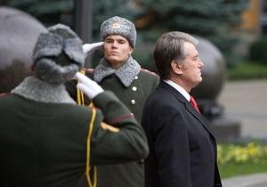 Ющенко просит возбудить уголовное дело по факту выселения крымских татар