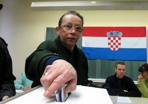 Сегодня в Хорватии пройдут парламентские выборы