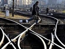 Венгрию парализовала забастовка железнодорожников