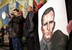 В среду суд рассмотрит дело о лишении Шухевича звания Герой Украины