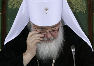 В России студентка МГУ пришла на встречу с патриархом Кириллом в балаклаве