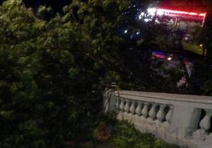 Новости Украины - погода в Украине - шторм в Одессе: В Одесской области шторм обесточил 31 населенный пункт, четыре человека получили травмы