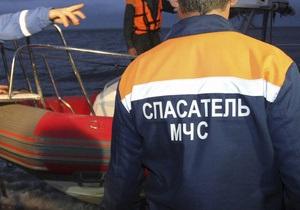 Спасенный в Черном море ребенок скончался при транспортировке на берег