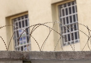 В Сумской области в получении взятки от осужденного подозревается и.о. замначальника исправительной колонии