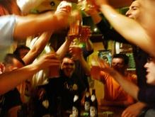 Европейская молодежь пьет, чтобы заниматься сексом