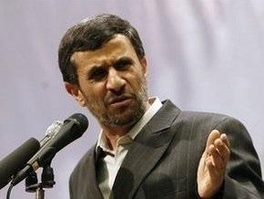 Ахмадинежад вновь обрушился с критикой на Обаму