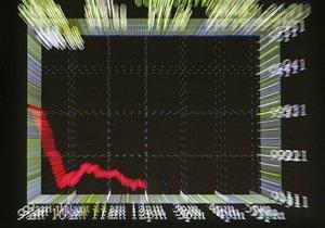 На украинской бирже наблюдается снижение торговой активности