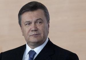 Источник: В начале августа Янукович посетит Енакиево