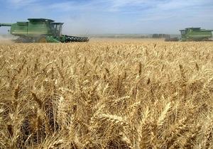 Ъ: Украина намерена ввести квоты на экспорт пшеницы и ячменя
