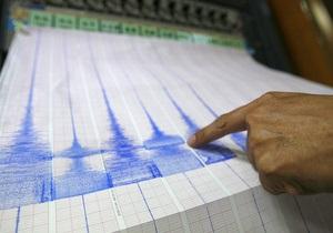 В Индонезии произошло сильное землетрясение